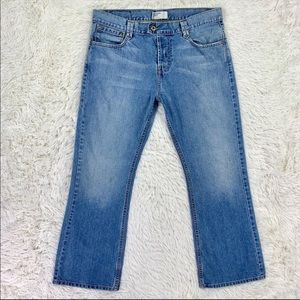 Men's Levi's SilverTab Bootcut Button Fly Jeans